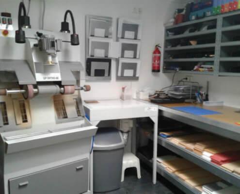 Praktijkruimte voor podoloog