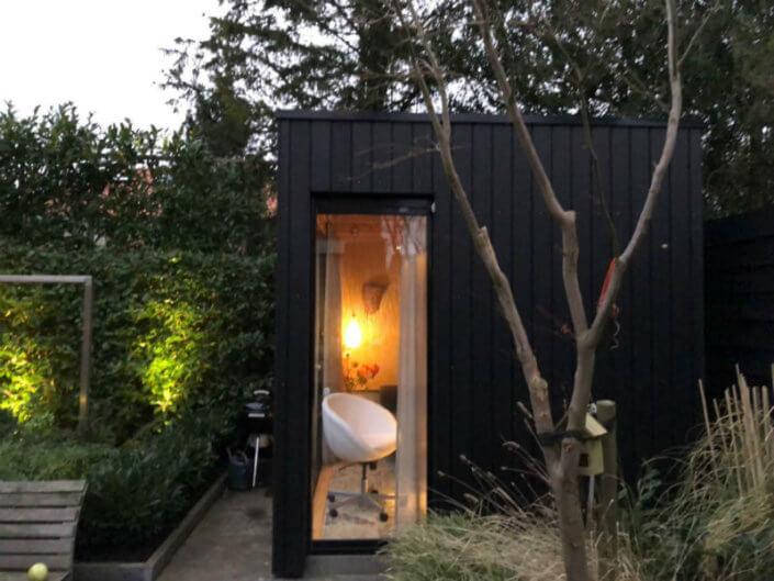 moderne tuinkamer bouwen