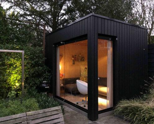 moderne tuinkamer