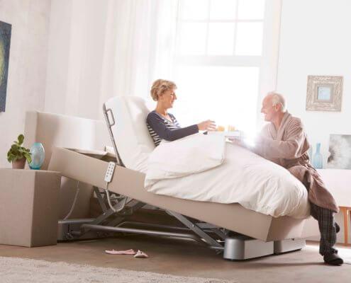 fauteuilfunctie bed