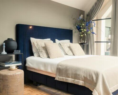 Modern hoog laag bed